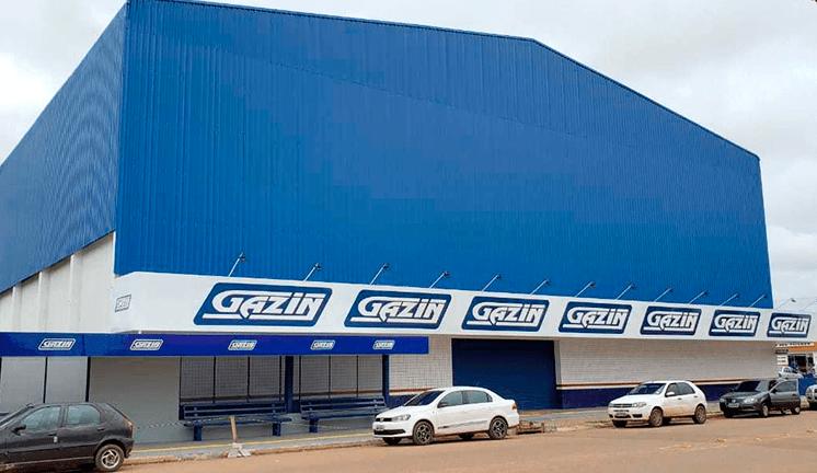 Nova loja da Gazin em Porto Velho