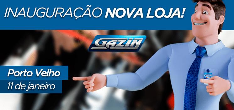 Inauguração nova loja da Gazin em Porto Velho