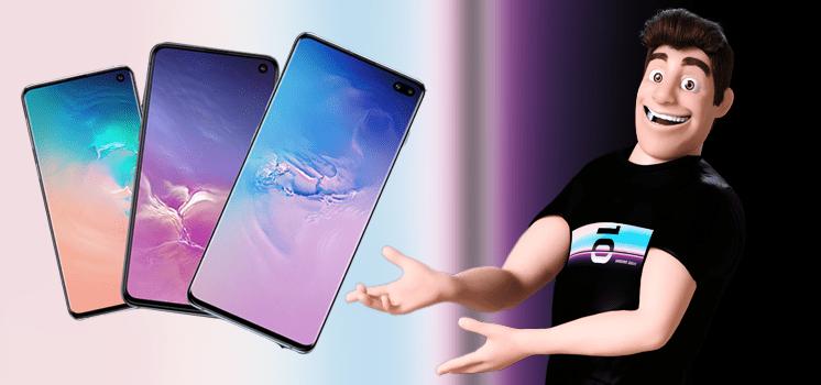 Novo Celular Samsung Galaxy S10, saiba tudo sobre esse super lançamento!