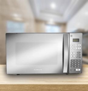 eletrodoméstico na cozinha Gazin microondas