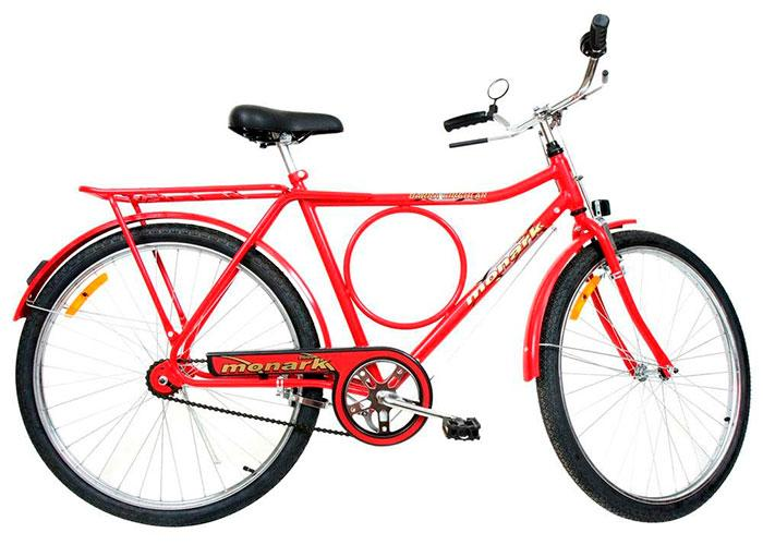 Monark bicicleta ideal Semana do Esportista Gazin