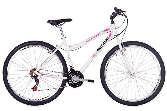 Mountain bike bicicleta ideal Semana do Esportista Gazin