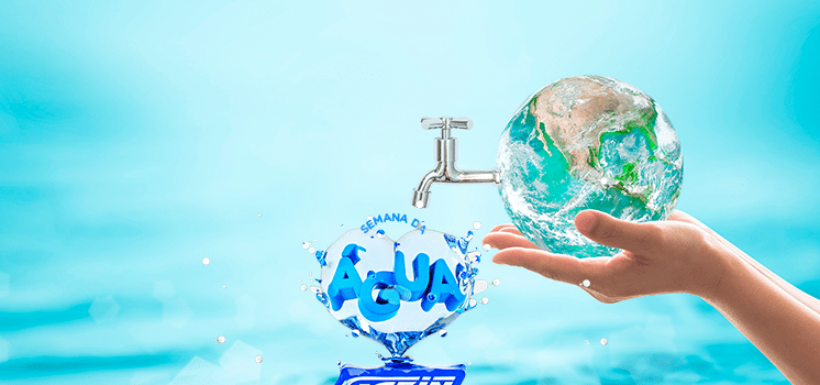 Como economizar água Gazin