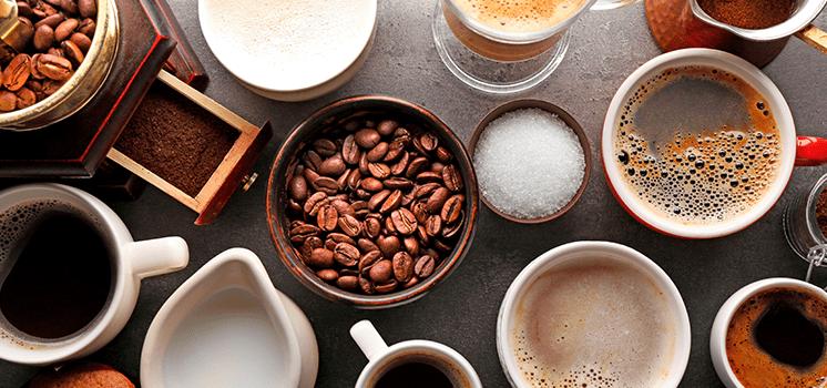 Cafe: qual a sua combinação preferida?