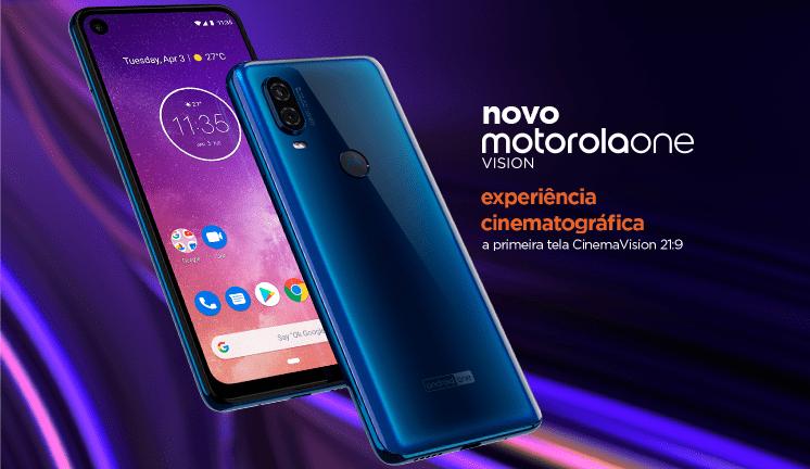 Motorola One Vision: o que esse smartphone tem de diferente?