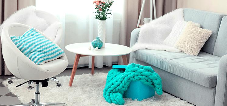10 sofás perfeitos para decoração de sala pequena