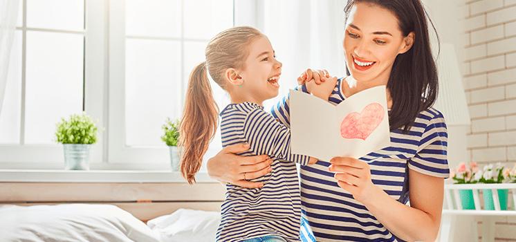 Mensagem dia das mães Gazin