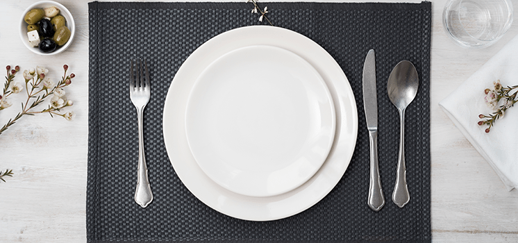 Como deixar a mesa de jantar mais bonita
