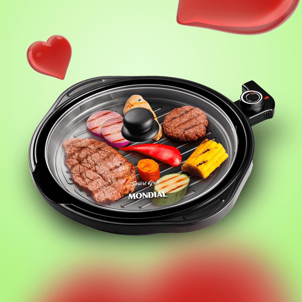 presente dia dos namorados grill