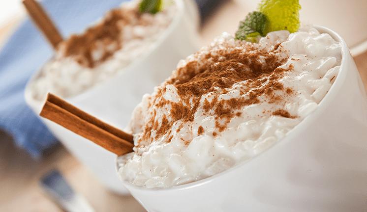 receitas de inverno arroz doce