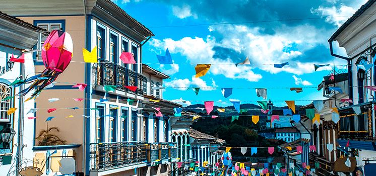 Os melhores destinos de festa junina no Brasil