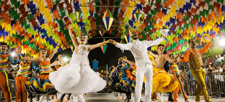 Festas Juninas: o Brasil que você gosta