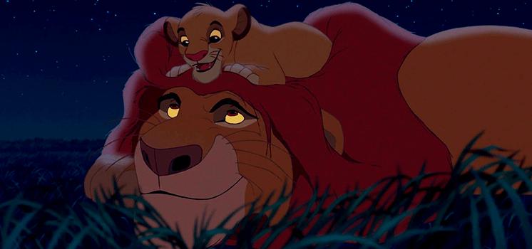 Os grandes pais de família do mundo da animação
