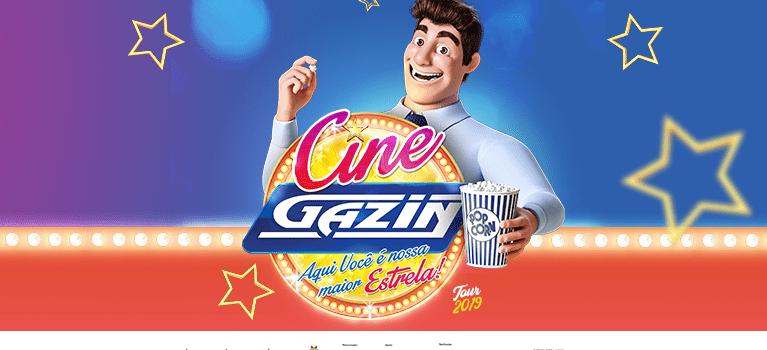 CINE GAZIN TOUR 2019 – Atenderá 12 cidades em 2 estados esse ano!