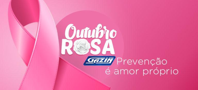 OUTUBRO ROSA – Prevenção é Amor Próprio
