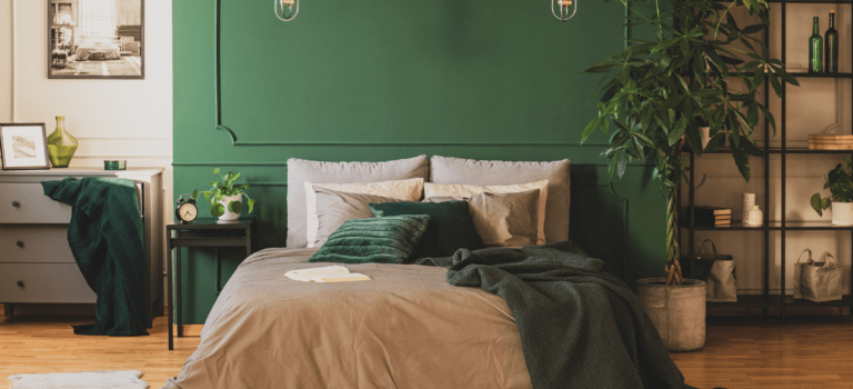 3 dicas para deixar o seu quarto mais confortável.