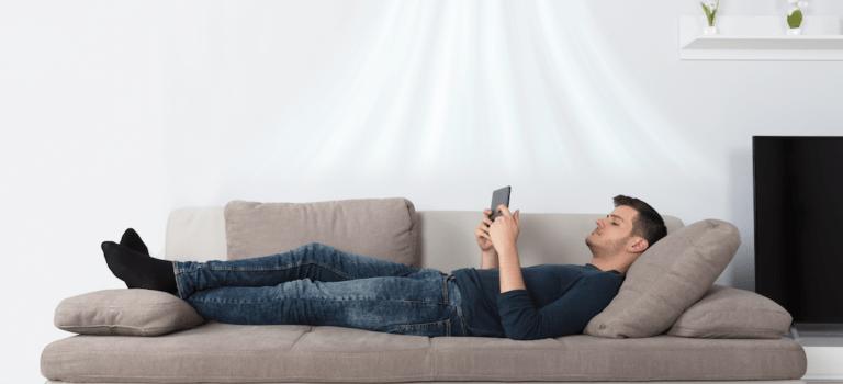 Ar com comando de voz: por que ter um em casa?