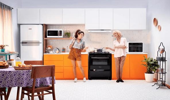 Gazin e Continental: 6 coisas que essa parceria tem para sua cozinha!