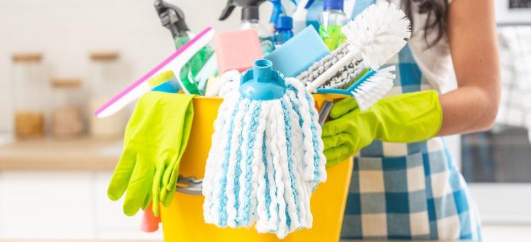 3 dicas para limpar a casa mais rápido