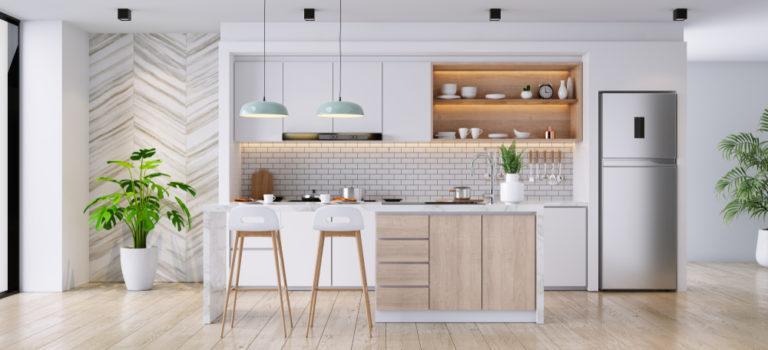 3 dicas para deixar a sua cozinha de cara nova!