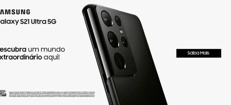 Tem lançamento na Gazin! Conheça tudo sobre o Galaxy S21 da Samsung
