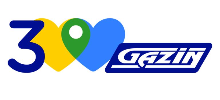 Sempre cabe mais uma Gazin no coração do Brasil: Conheça nossa 300ª loja!